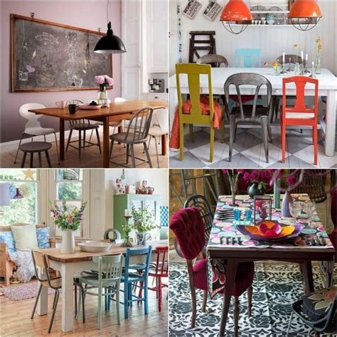 Mix And Match Dining Room Chairs 20 Mix And Match Dining Chairs Design Ideas