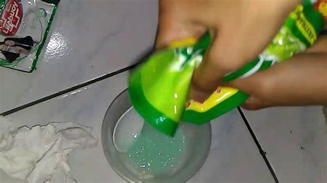 cara membuat slime dengan odol cara membuat slime dengan 2 bahan saja cukup mudah dan
