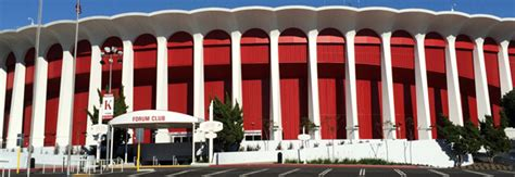Inglewood Forum Box Office by The Forum Information The Forum Inglewood California