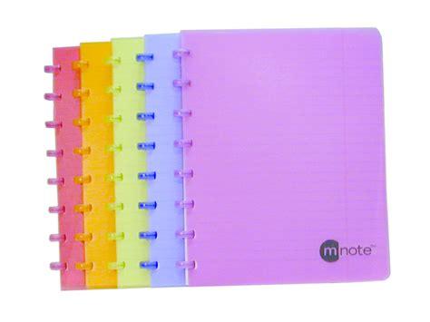 Home Organization Binder myndology disk bound notebook