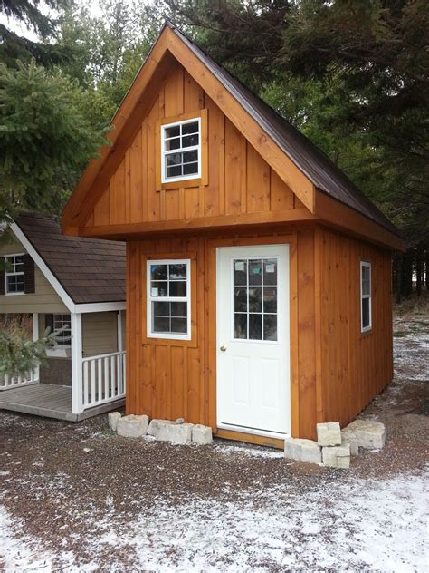 prefab bunkies cabins cottages delivered in ontario