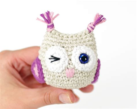 free crochet pattern owl motif free crochet pattern small amigurumi owls