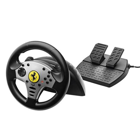 volanti ps3 thrustmaster challenge racing wheel pc ps3