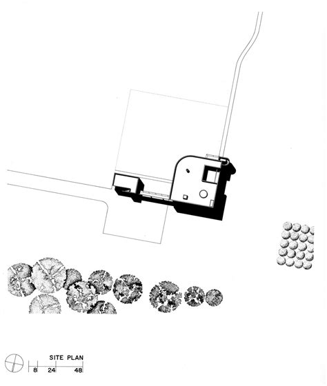 saltzman house plan gallery of ad classics saltzman house richard meier partners architects 9