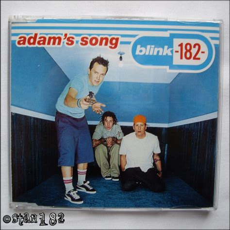 blink 182 adam s song cd promos stan s blink 182 collection