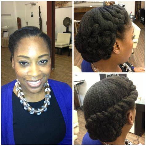 everyday hairstyles for natural black hair natural updo naturalhair weddingstyle hair everyday