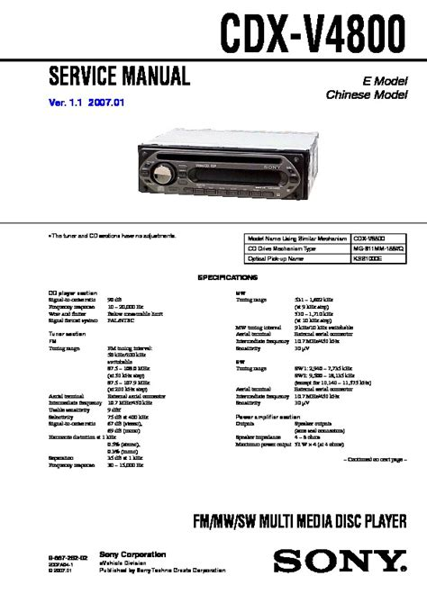 sony cdx m620 wiring diagram sony cdx l350 wiring diagram
