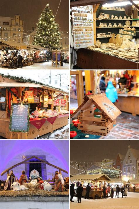 best christmas markets in europe happy foods