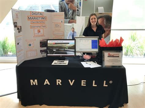 Marvell Semiconductor Internship Mba by Marvell 2017 Intern Expo Di Marvell Semiconductor