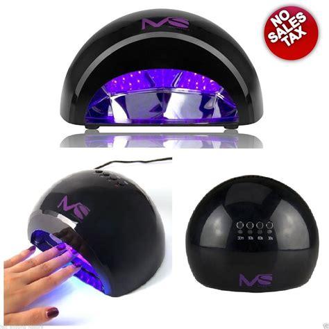 nail dryer 12w led l gel nail manicure light