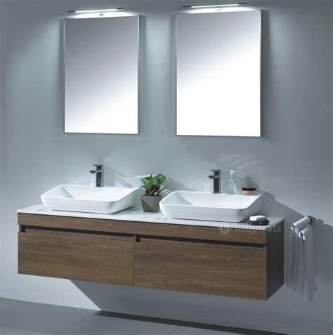 badkamermeubel verlichting badkamermeubel texas dubbel heeft 2 lades uitgevoerd met
