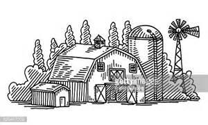 illustrations et dessins anim 233 s de grange getty images