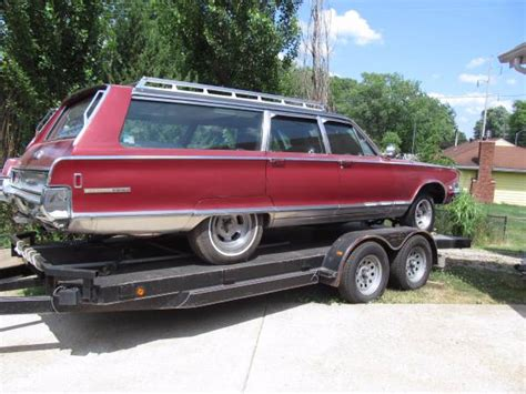 1965 Chrysler New Yorker by Family Hotrod 1965 Chrysler New Yorker Wagon