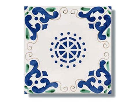 piastrelle santo stefano di camastra piastrella decoro canicatt 236 collezione antica camastra
