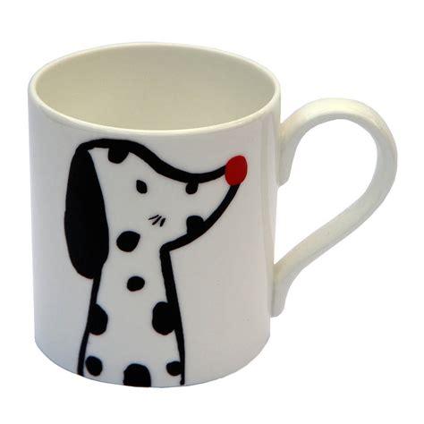 puppy mug mug by becky baur notonthehighstreet