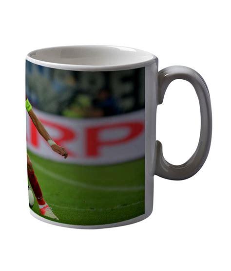 Mug Cristiano Ronaldo artifa cristiano ronaldo football coffee mug buy at best price in india snapdeal