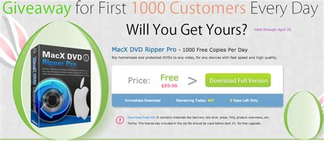 Macx Dvd Ripper Pro Giveaway - macx dvd ripper pro giveaway review harbor