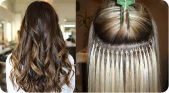 extensions on hair extension traction