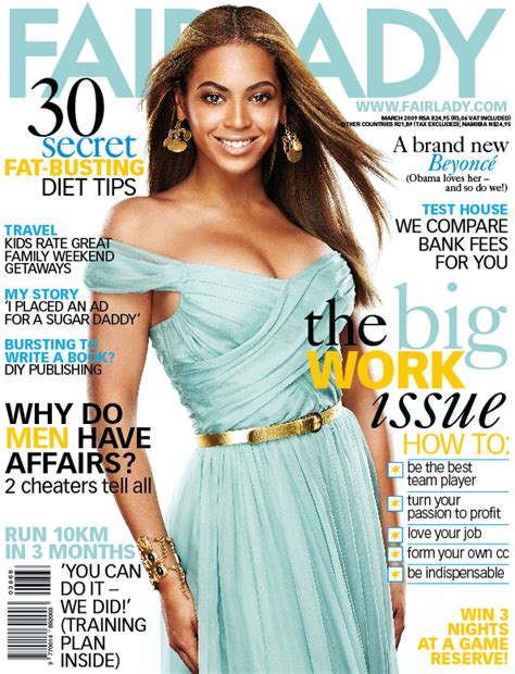 Beyonce On The Cover Of by Uncategorized Tombirdjones S