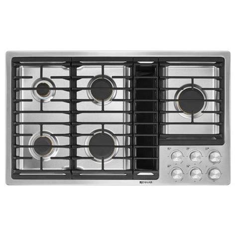 jenn air jgd3536gb 36 quot 5 burner cooktop