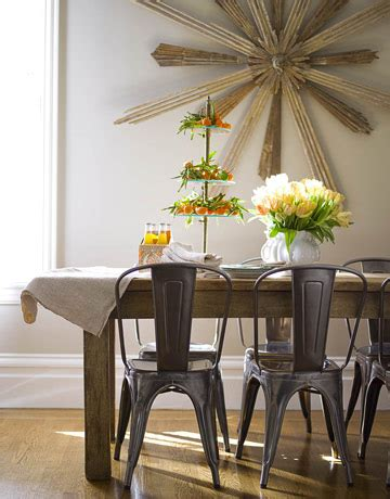decorated dining rooms dining room flower arrangements home designs project