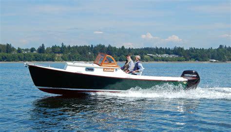 sam devlin boat building pelicano 20 devlin designing boat builders