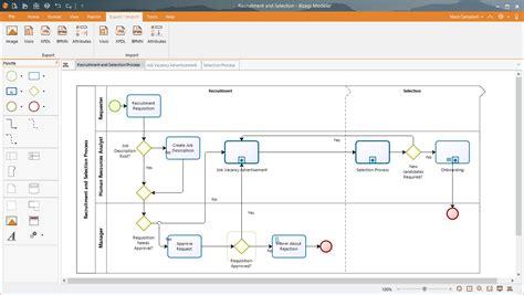 generate bpmn diagram from xml importing diagrams gt import diagram from bpmn