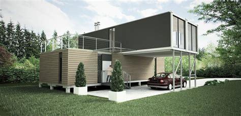 Haus Aus Container Bauen by Container Haus Das Traumhafte Eigenheim