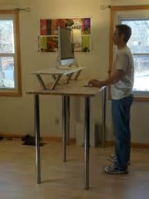 Adjustable Standing Desk Ikea Ikea Adjustable Standing Desk Collection And Modern Images Lecrafteur