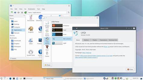 desktop themes kde kde plasma lxqt