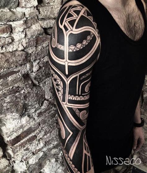 sleeve tattoo tribal designs tribal sleeve best ideas gallery