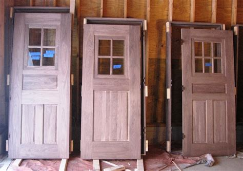 Exterior Doors Columbus Ohio Amish Custom Doors Americana Style Columbus Ohio Custom Arched Woodgrain Fiberglass Exterior
