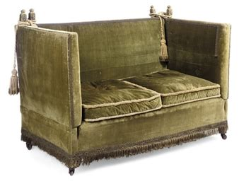 Knole Sofa For Sale by A Knole Sofa Early 20th Century Christie S