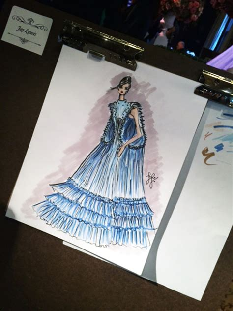 fashion design kent state kent state student s fairy tale look to be displayed at