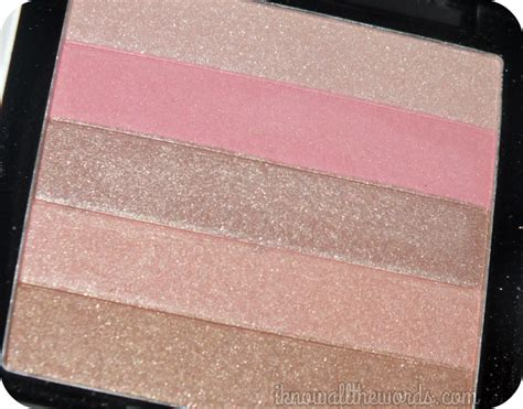 Revlon Highlighting Palette revlon highlighting palette glow i all the words