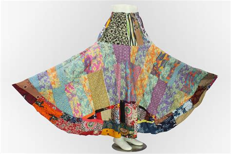 Rok Batik Panjang Payung Lebar Katun Diskon 1 jual rok batik perca payung etnis unik just buy it