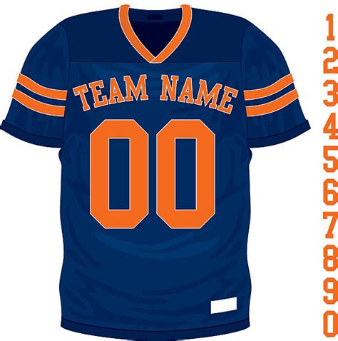 jersey design free vector royalty free football jersey clip art vector images