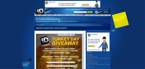 Id Discovery Giveaway - investigationdiscovery com giveaway investigation discovery forget you day