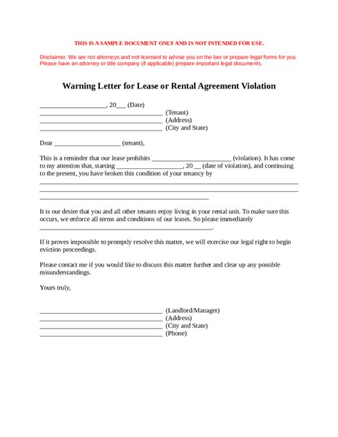notice to vacate from landlord to tenant sample letter edit fill
