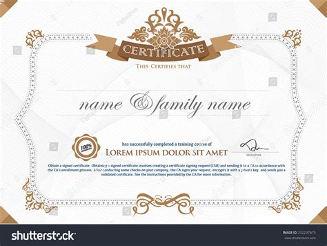 high resolution certificate template certificate image high resolution studio design