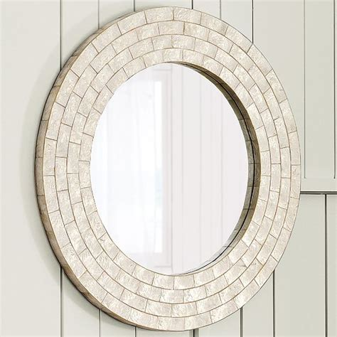 mother of pearl bathroom mirror mother of pearl colour inspiration creams golds and pinks