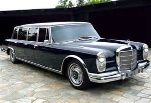 Mercedes Limo For Sale Hugh Hefner S Pair Of Classic Mercedes Limos Are On Sale