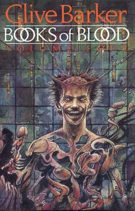 clive barker s hellraiser omnibus vol 1 books episode 5 books of blood volume 4 the inhuman condition