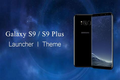 themes samsung v plus theme for galaxy s9 s9 plus wallpaper hd android apps