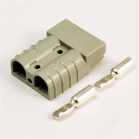 Dc Power Dc 2 Pin 2 pole dc power connector 50a