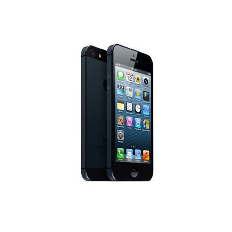 5 Iphone 64gb Apple Iphone 5 64gb Black Ashraf Electronics Web Store