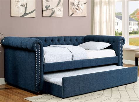 Daybed With Trundle by A J Homes Studio Leona Daybed With Trundle Reviews Wayfair