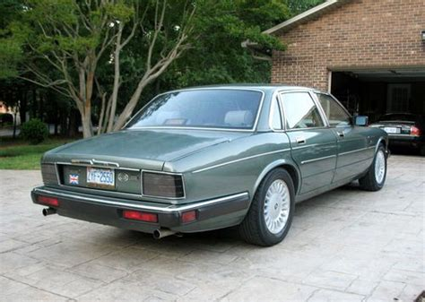1994 jaguar xj12 purchase used 1994 jaguar xj12 daimler edition 6 0