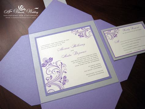 silver wedding invitation card plum and silver wedding invitations various invitation