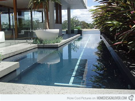 lap swimming pools 15 fascinating lap pool designs home design lover